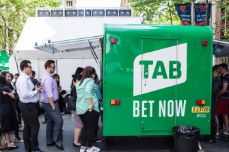 Gaming giant Tabcorp has received a total of $12 million in JobKeeper payments over the previous two financial years.