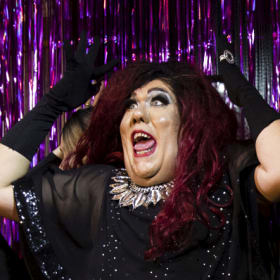 'Minority within a minority': Indigenous drag queens take over famous Aussie pub