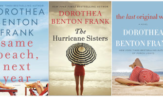 Some of the novels written by the gregarious Dorothea Benton Frank.