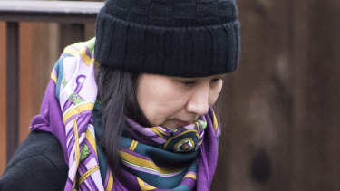 Huawei chief financial officer Meng Wanzhou on bail in Canada, will face extradition to the US.