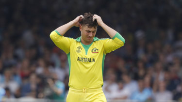 Marcus Stoinis was another who failed to fire at the World Cup.