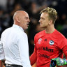 Thomas back in goal for Victory as hamstring rules Troisi out of ACL
