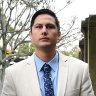 Blake Davis lost consciousness before samurai sword attack, court told