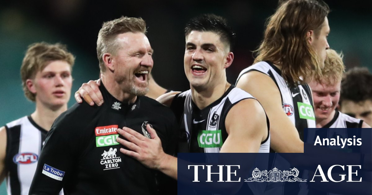 Buckley has temporarily departed the AFL scene, but for Demons he isn't forgotten