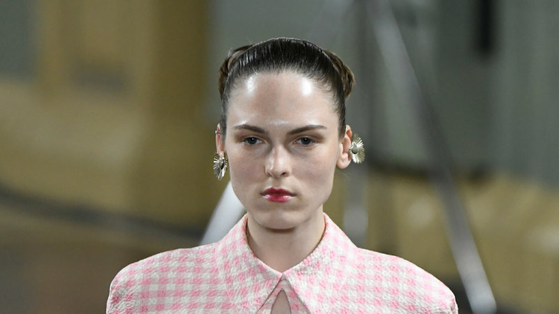 Best makeup looks at London and New York fashion week