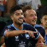 Retre declares he is ready to step into breach for Sydney FC