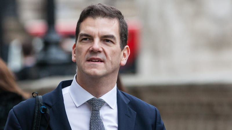 Former Brexit negotiator Olly Robbins to join Goldman Sachs