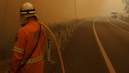 'Extraordinarily fortunate': How NSW has dodged the worst fire weather