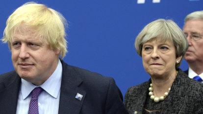 UK leadership LIVE: Boris Johnson names new Cabinet