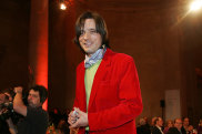 Jeremy Deller in 2004, when he won the Turner Prize.