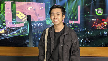Anthony Tan's game Way to the Woods was showcased in front of a massive global audience at Microsoft's event ahead of E3.