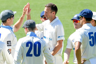 Cricket Australia are looking to play the entire Sheffield Shield season.