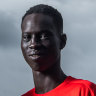 Mac time: Demons' academy star inspired by Sudanese pioneers
