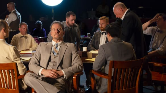 Jury detective work key in 'oppressive and tense' staging of a classic