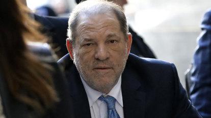 Harvey Weinstein taken to hospital after being found guilty