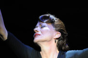 Bernadette Robinson in Songs for Nobodies.