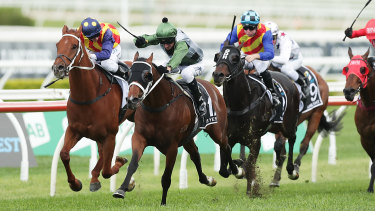 The Everest will be run an hour apart from the Caulfield Cup.