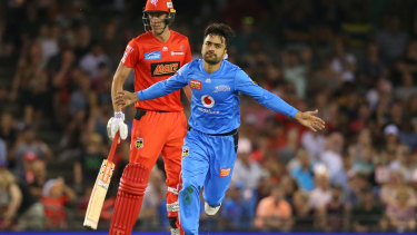 Rashid Khan is the No.1 T20 bowler in the world.