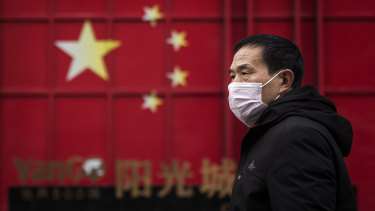 China's economy was in trouble before the virus outbreak.