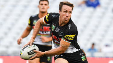 Fast starter: James Maloney has always enjoyed success in his first years at NRL clubs.
