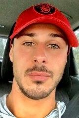 Anthony Glumac, 24, was arrested on Wednesday.