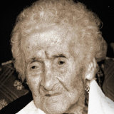 Jeanne Calment said she met Vincent van Gogh in 1888.