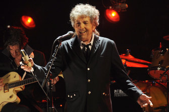 Bob Dylan has released his first album in eight years.