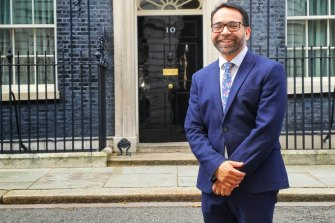Dr Krish Kandiah, an adviser on social care to the English government and founder of UKHK helped set up the call.