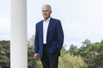 """Malcolm Turnbull: """"On our second date, I asked Lucy to marry me. I figured that if I didn't marry her, she'd fall in love with someone else."""""""