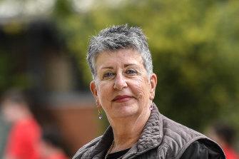Loretta Piazza, principal of Meadowglen Primary School.