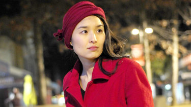 Author Alice Pung.