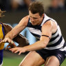 'Saddle up, it's showtime': Dangerfield ready to rumble with Richmond