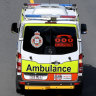 Woman stabbed in head with pair of scissors south of Brisbane
