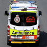 Toddler run over in Ipswich driveway suffers serious injuries