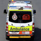 The Queensland Ambulance Service said the man remained in a critical condition overnight following the fall.