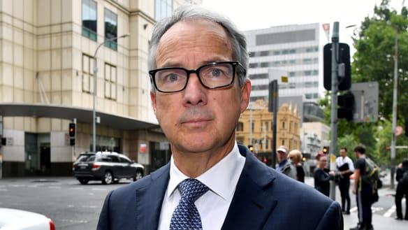 Macquarie's 'model' struts its stuff on royal commission catwalk
