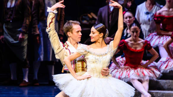 La Scala Ballet's first Australian show in 240 years sells out at QPAC