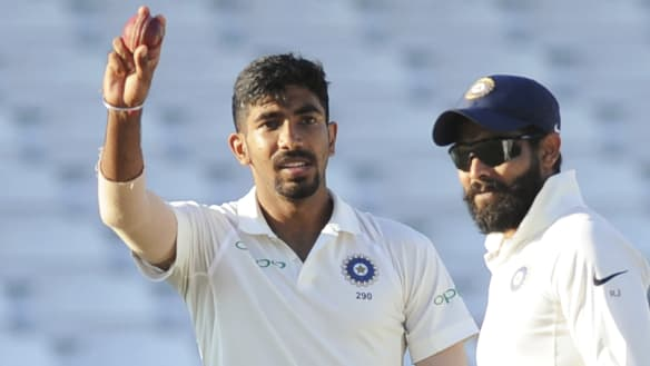 Fleming in awe of India's pace attack