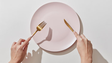 Is it the timing of the eating, or the less eating that works?