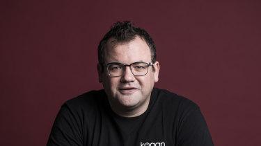 Kogan.com founder Ruslan Kogan