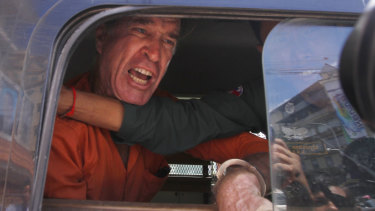 James Ricketson was sentenced on August 31.