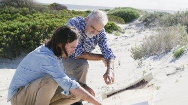 Neil Oliver in Coast Australia.