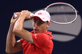 John Millman will take on Pablo Carreno Busta in the first round.