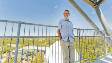 University of WA Emeritus Professor David Blair has been inducted into the WA Science Hall of Fame.