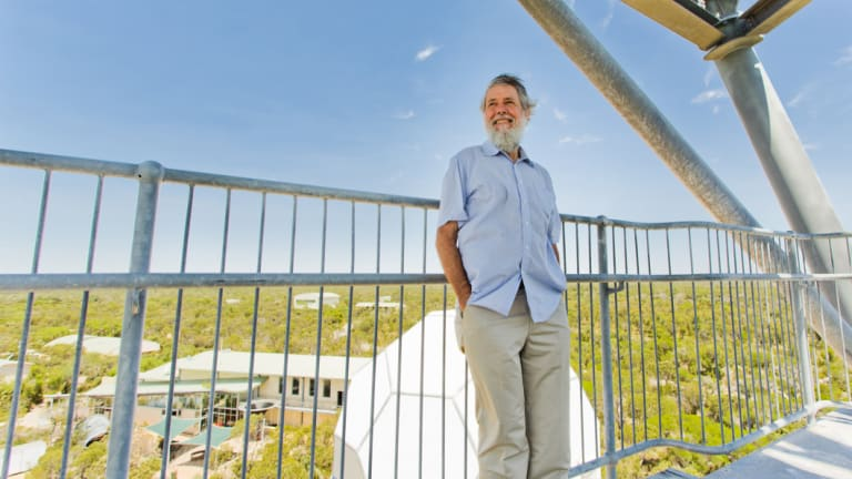 University of WA Emeritus Professor David Blair has been inducted into the WA Science Hall of Fame.