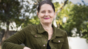 Queensland Parents for Secular State Schools spokeswoman Alison Courtice is petitioning to change religious education in schools.