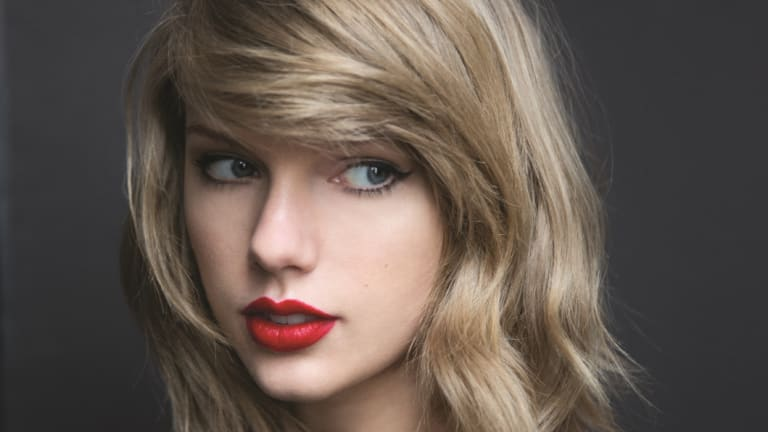 Where's TayTay? The enigmatic Taylor Swift.