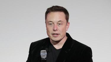 Elon Musk's crazy idea struck a chord.