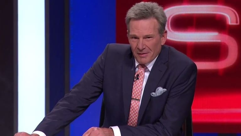 Sam Newman is thinking of a run for lord mayor.