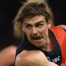 No deal: Daniher, Papley and Martin left hanging
